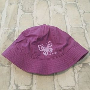 OshKosh B'gosh Purple hat
